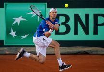 Coppa Davis – Quarti di Finale: Italia vs Gran Bretagna 3-2: L'Italia dopo 16 anni ritorna in semifinale. Andreas Seppi doma James Ward e regala il punto decisivo agli azzurri. In semifinale sfideremo la Svizzera in trasferta