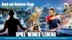 Bella iniziativa del torneo ATP 250 di Kitzbuhel.