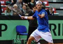 Coppa Davis – Italia vs Croazia 2-2: Marin Cilic rimette in corsa la Croazia, battuto Seppi in tre set. Decisivo l'ultimo singolare