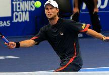 ATP Metz: Tsonga troppo forte per Andreas Seppi. Finale senza storia, l'italiano raccoglie solo tre giochi