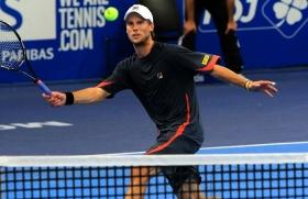 Andreas Seppi, cinque finali ATP, due successi (Eastborune 2011 e Belgrado 2012).