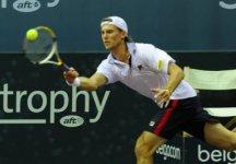 Challenger Mons: Andreas Seppi centra la finale. L'azzurro batte Berankis con due tiebreak