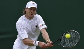 Andreas Seppi, classe 1984, n. 28 del ranking ATP.