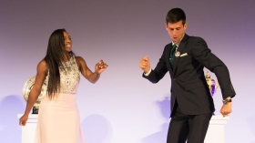Premio Laureus: Djokovic e Serena Williams candidati come sportivi dell'anno
