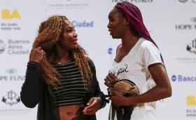 Serena e Venus Williams