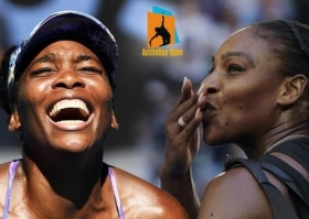 Serena e Venus Williams nella foto