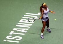 Masters WTA Istanbul: Trionfa Serena Williams che diventa la giocatrice più anziana ad aver conquistato il Masters di fine anno