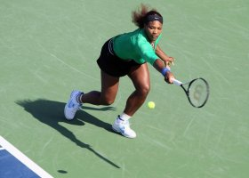 Serena Williams classe 1981, n.29 del mondo