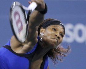 Serena Williams classe 1981, n.27 del mondo