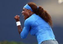 WTA Toronto: Serena Williams concede solo due giochi a Sorana Cirstea e trionfa a Toronto