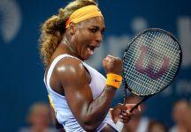 WTA Brisbane: Serena Williams inizia l'anno con un nuovo successo