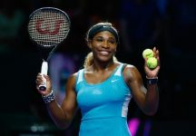 Masters WTA Singapore: Terzo successo consecutivo ai Masters per Serena Williams. Battuta in finale per 63 60 Simona Halep. Successo in carriera n.64 (Video)