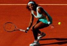 Roland Garros: Clamorosa eliminazione di Serena Williams fuori per la prima volta in carriera al primo turno in un torneo dello Slam