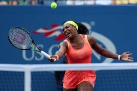 Serena Williams, 33 anni, Nr. 1 Wta