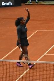 Serena Williams classe 1981, n.1 del mondo - Foto Antonio Fraioli