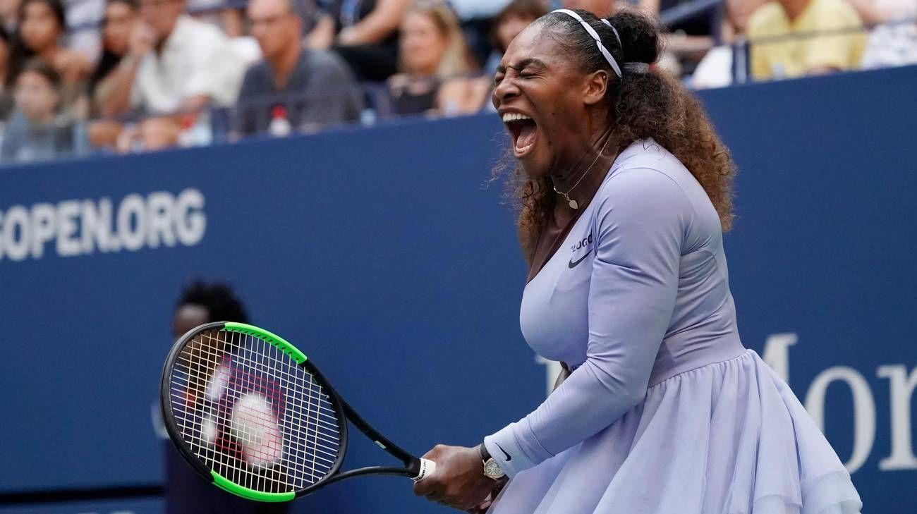 Carlos Ramos replica a Serena Williams: