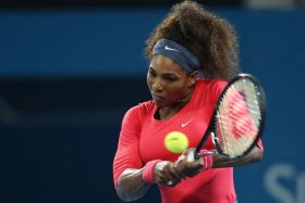 Serena Williams classe 1981, n.3 del mondo