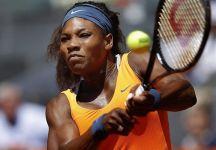 WTA Madrid: Trionfo n.50 per Serena Williams. L'americana dopo 11 anni ritorna a vincere sulla terra rossa