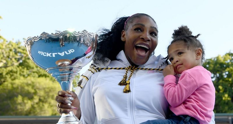 Serena Williams USA, 26.09.1981