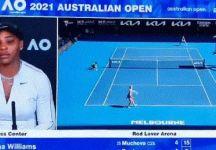"""Serena Williams si emoziona in conferenza stampa e ammette che potrebbe non tornare agli Australian Open """"Non lo so. Quando dirò addio, non lo dirò a nessuno"""""""