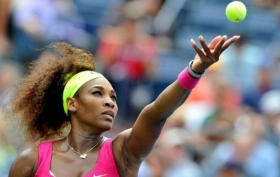 Serena Williams classe 1981, n.2 del mondo