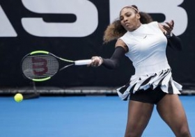 Serena Williams classe 1981, n.2 del mondo