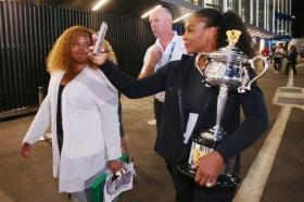 Serena Williams classe 1981, n.1 del mondo dal prossimo lunedì