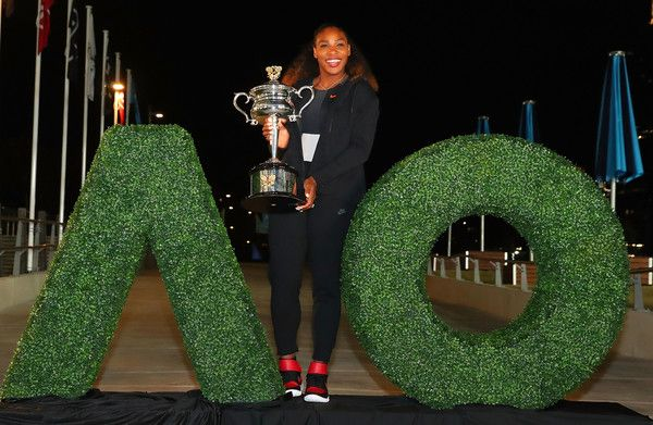 Serena Williams classe 1981, n.15 del mondo