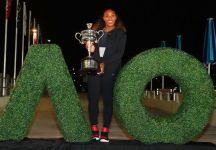Serena Williams ed il dubbio Australian Open