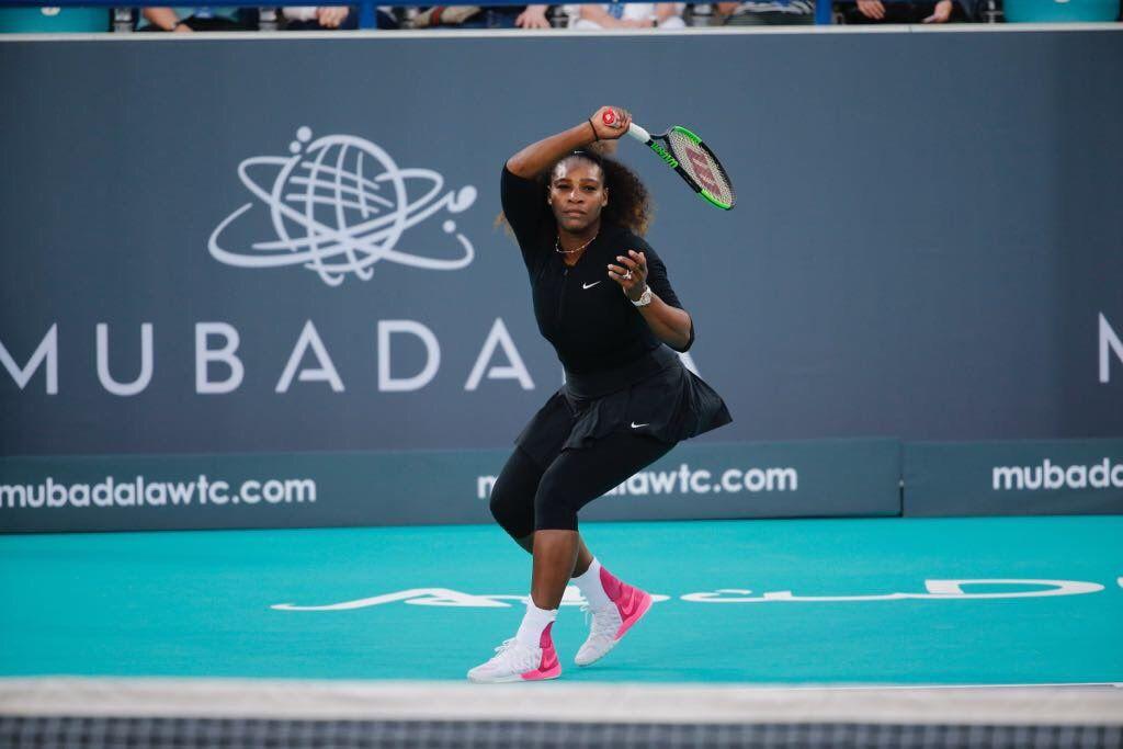 Serena Williams classe 1981, ex n.1 del mondo