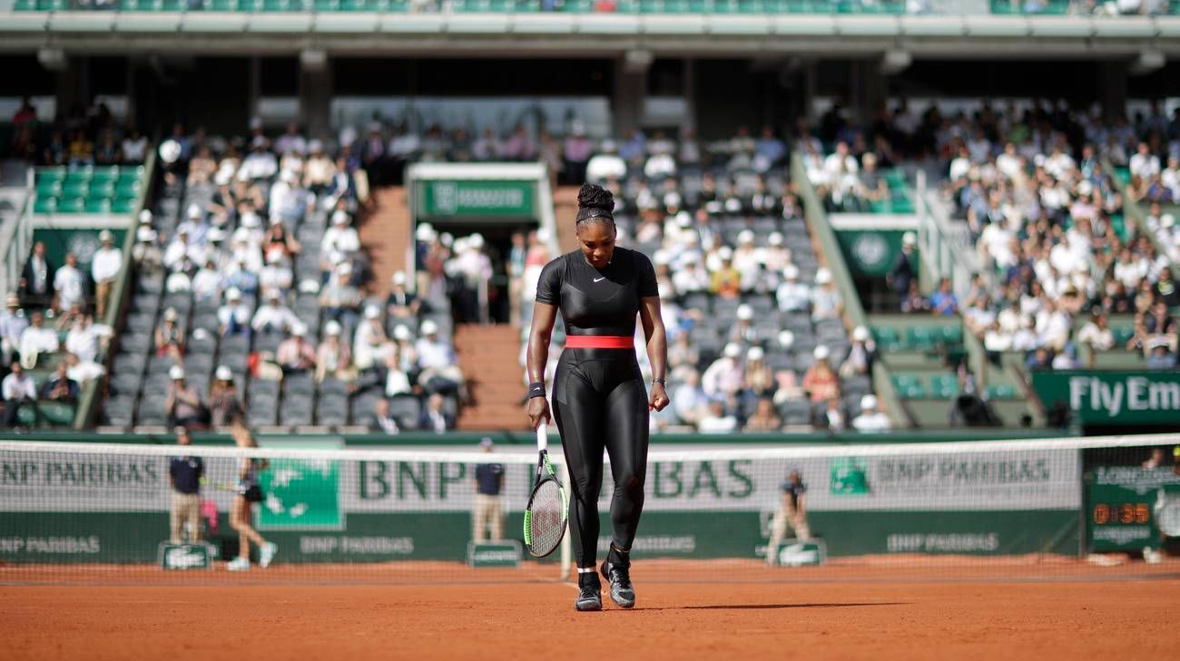 Serena Williams, la Black Panther paladina delle neomamme