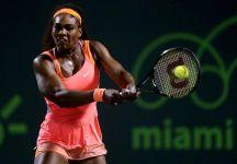 WTA Miami: Finale dominata da Serena Williams che batte per 62 60 la Suarez Navarro e conquista il 66 esimo successo in carriera nel circuito maggiore