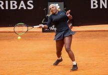 WTA Roma: Niente derby tra le sorelle Williams. Si ritira Serena
