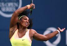 """Serena Williams dopo la sconfitta contro la Bencic a Toronto dichiara: """"Io ho giocato davvero male, uno schifo"""""""