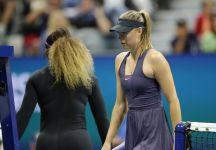 Us Open: Serena Williams domina Maria Sharapova