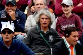 Sergio Giorgi è il coach di Camila