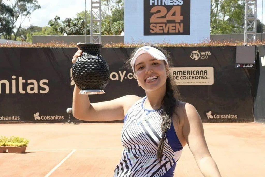 Maria Camila Osorio Serrano COL, 22-12-2001