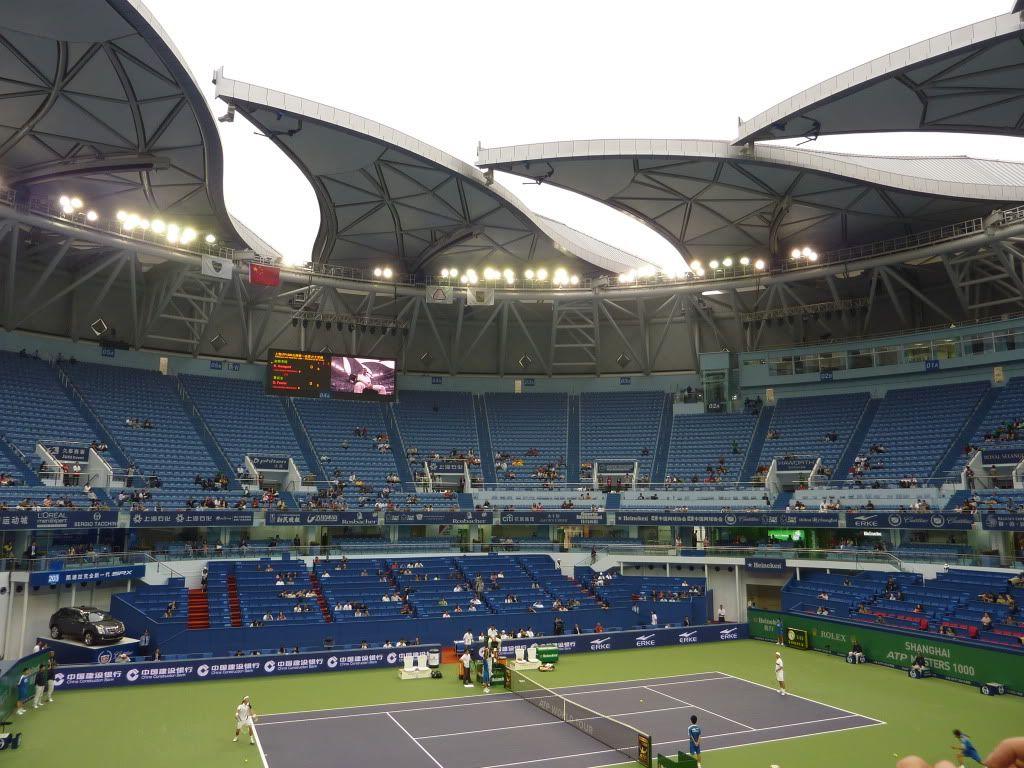 Risultati dal torneo Masters 1000 di Shanghai