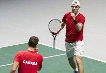 Davis Cup Finals, Australia-Canada 1-2: Pospisil/Shapovalov a segno nel doppio decisivo, è semifinale a Madrid!