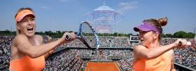 Maria Sharapova vs Simona Halep. La Finale del Roland Garros 2014