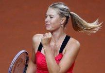 WTA Stoccarda: Vittoria finale di Maria Sharapova. Battuta Victoria Azarenka in due set