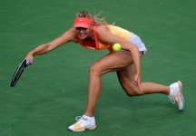 WTA Indian Wells: Definite le semifinali. Sharapova e Wozniacki superano i quarti di finale