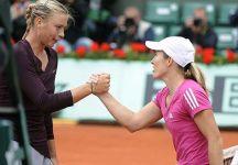 Justin Henin parla del rientro di Maria Sharapova