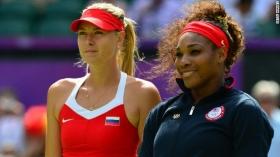 Serena Williams e Maria Sharapova