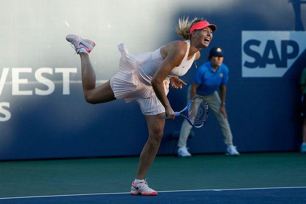Maria Sharapova classe 1987, ex n.1 del mondo