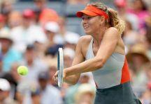 Maria Sharapova e l'idea di ritirarsi nel 2016