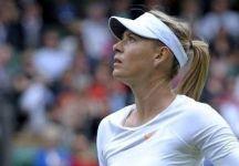Wimbledon: Maria Sharapova non gioca male ma la portoghese Michelle Larcher de Brito gioca un match perfetto ed elimina la russa al secondo turno