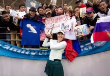 WTA Tianjin e Hong Kong: Una Maria Sharapova emozionata ritorna a vincere un torneo (Video)