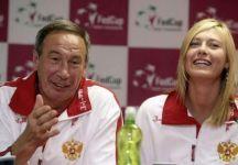 Maria Sharapova non giocherà in Fed Cup nel 2018
