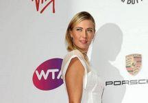 Maria Sharapova si allena con Thomas Hogstedt a Stoccarda